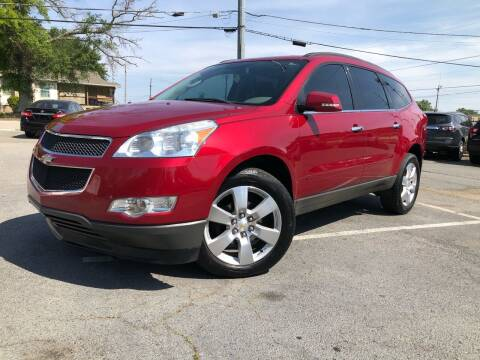 2012 Chevrolet Traverse for sale at Atlas Auto Sales in Smyrna GA