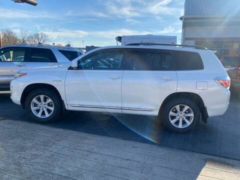 2012 Toyota Highlander Hybrid for sale at All American Autos in Kingsport TN
