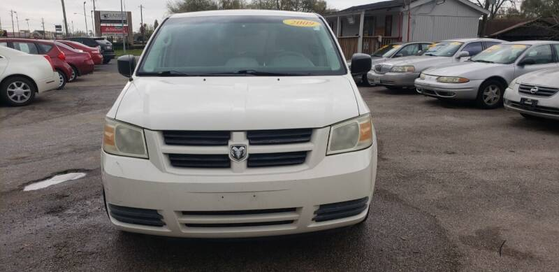 2009 Dodge Grand Caravan for sale at Anthony's Auto Sales of Texas, LLC in La Porte TX