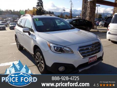 2017 Subaru Outback for sale at Price Ford Lincoln in Port Angeles WA