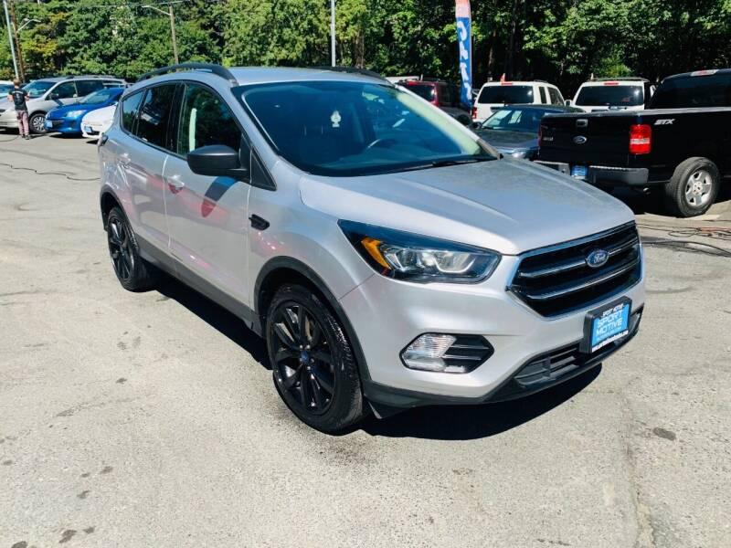 2017 Ford Escape for sale at Sport Motive Auto Sales in Seattle WA