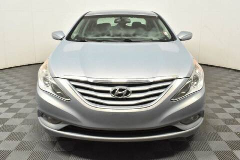 2013 Hyundai Sonata for sale at Southern Auto Solutions-Jim Ellis Hyundai in Marietta GA