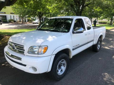 2003 Toyota Tundra for sale at Blue Line Auto Group in Portland OR