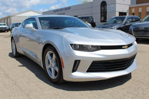 2016 Chevrolet Camaro for sale at SHAFER AUTO GROUP in Columbus OH