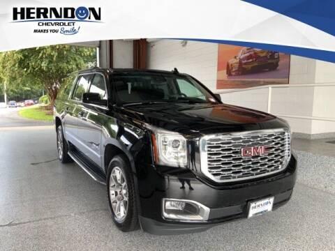 2020 GMC Yukon XL for sale at Herndon Chevrolet in Lexington SC