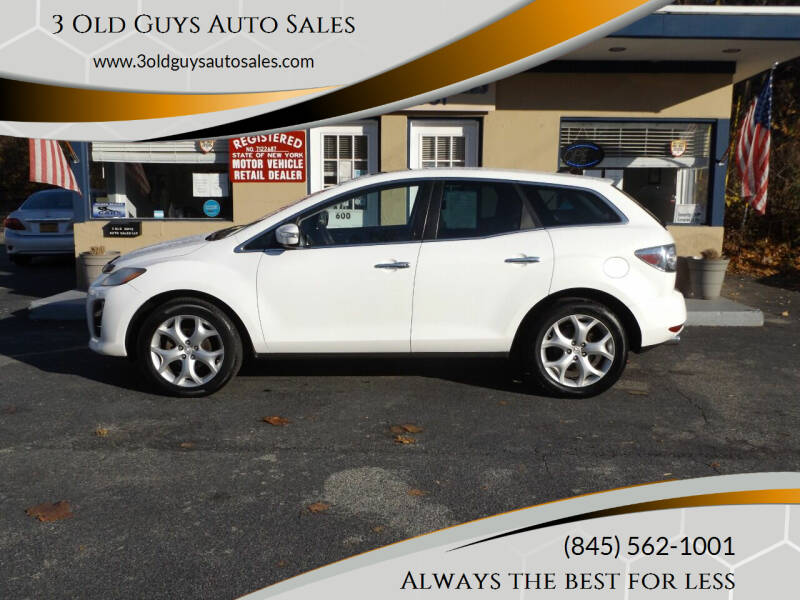 2010 Mazda CX-7 for sale at 3 Old Guys Auto Sales in Newburgh NY