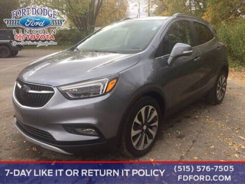 2019 Buick Encore for sale at Fort Dodge Ford Lincoln Toyota in Fort Dodge IA