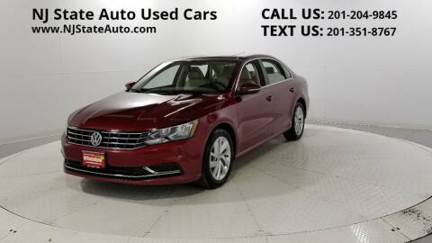 2018 Volkswagen Passat for sale at NJ State Auto Auction in Jersey City NJ