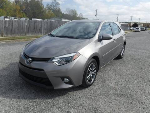 2016 Toyota Corolla for sale at Memphis Truck Exchange in Memphis TN