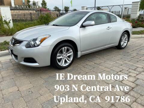 2011 Nissan Altima for sale at IE Dream Motors-Upland in Upland CA