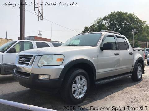 2008 Ford Explorer Sport Trac for sale at MIDWAY AUTO SALES & CLASSIC CARS INC in Fort Smith AR