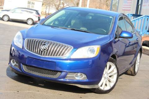 2014 Buick Verano for sale at Dynamics Auto Sale in Highland IN