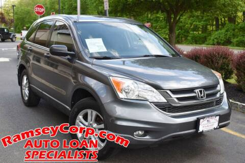 2010 Honda CR-V for sale at Ramsey Corp. in West Milford NJ