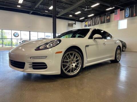 2016 Porsche Panamera for sale at CarNova in Sterling Heights MI