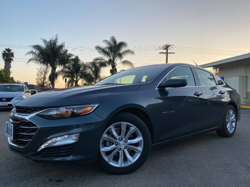 2020 Chevrolet Malibu for sale at Imports Auto Outlet in Spring Valley CA