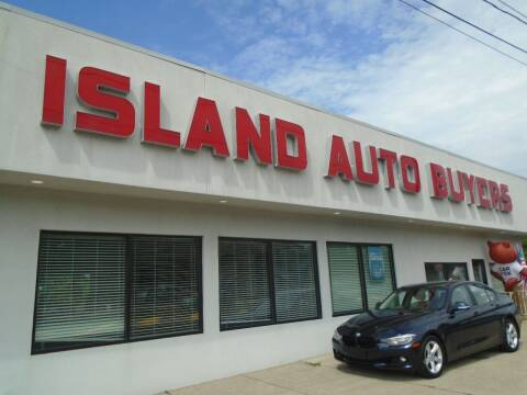 2015 BMW 3 Series for sale at Island Auto Buyers in West Babylon NY