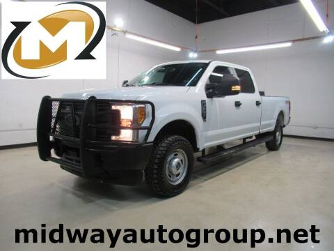 2017 Ford F-250 Super Duty for sale at Midway Auto Group in Addison TX