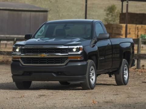 2016 Chevrolet Silverado 1500 for sale at GRIEGER'S MOTOR SALES CHRYSLER DODGE JEEP RAM in Valparaiso IN