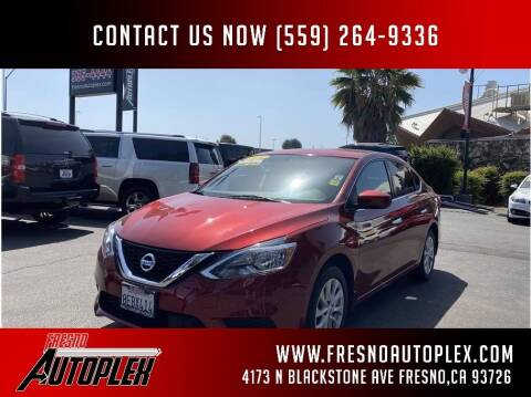 2018 Nissan Sentra for sale at Carros Usados Fresno in Fresno CA