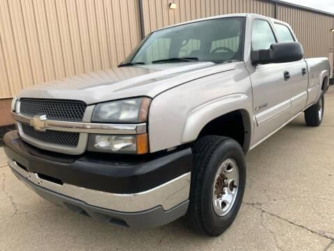 2004 Chevrolet Silverado 2500HD for sale at Prime Auto Sales in Uniontown OH