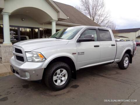 2015 RAM Ram Pickup 1500 for sale at DEALS UNLIMITED INC in Portage MI