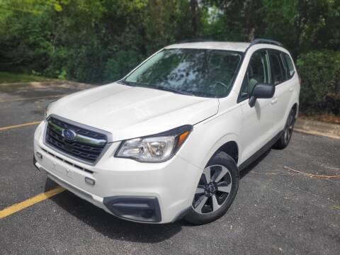 2017 Subaru Forester for sale at Future Motors in Addison IL