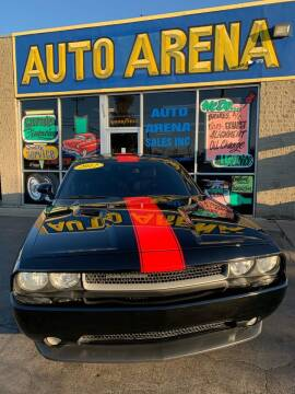 2012 Dodge Challenger for sale at Auto Arena in Fairfield OH