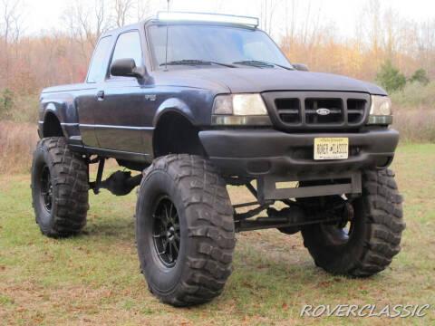 1999 Ford Ranger for sale at Isuzu Classic in Cream Ridge NJ