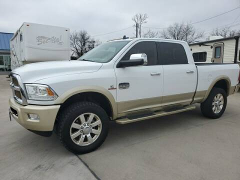 2014 RAM Ram Pickup 3500 for sale at Kell Auto Sales, Inc - Grace Street in Wichita Falls TX