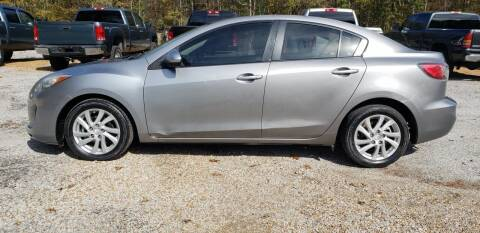 2012 Mazda MAZDA3 for sale at Tennessee Valley Wholesale Autos LLC in Huntsville AL