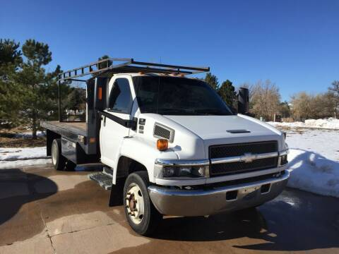 2006 Chevrolet C4500 for sale at QUEST MOTORS in Englewood CO