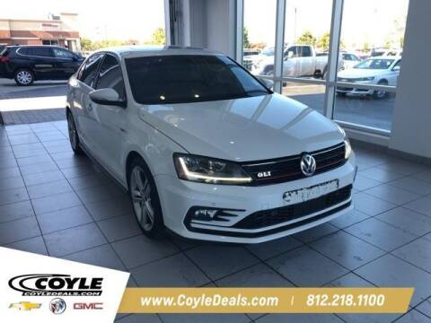 2017 Volkswagen Jetta for sale at COYLE GM - COYLE NISSAN - New Inventory in Clarksville IN