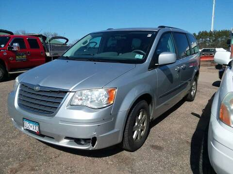 2010 Chrysler Town and Country for sale at Affordable 4 All Auto Sales in Elk River MN