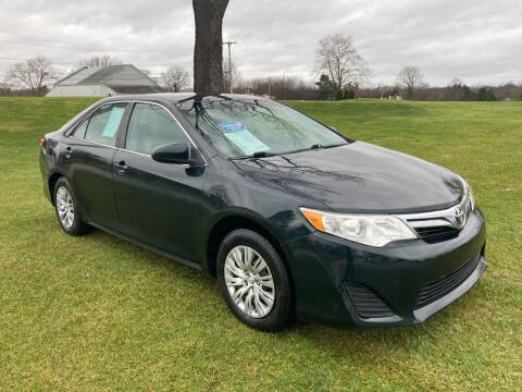 2013 Toyota Camry for sale at Good Value Cars Inc in Norristown PA