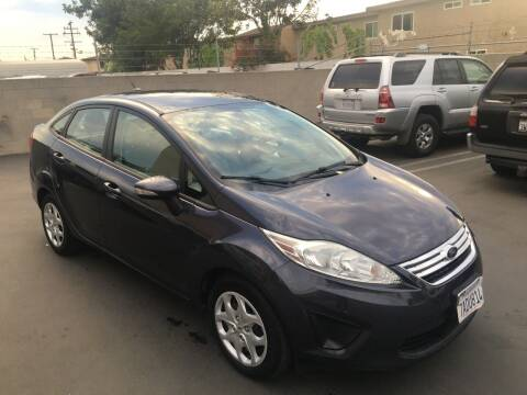 2013 Ford Fiesta for sale at American Wholesalers in Huntington Beach CA