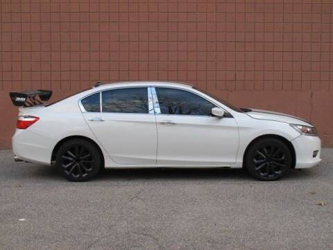 2013 Honda Accord for sale at United Motors Group in Lawrence MA