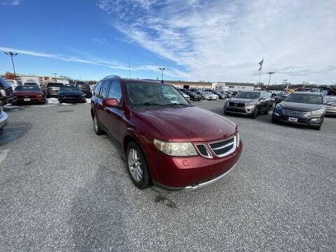 2006 Saab 9-7X for sale at King Motors featuring Chris Ridenour in Martinsburg WV