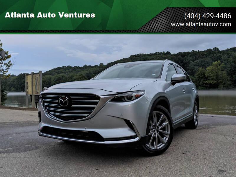 2020 Mazda CX-9 for sale at Atlanta Auto Ventures in Roswell GA