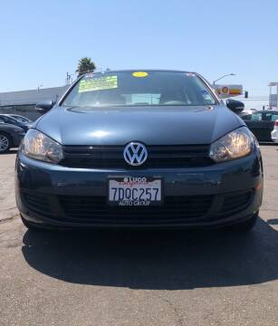 2014 Volkswagen Golf for sale at LUGO AUTO GROUP in Sacramento CA