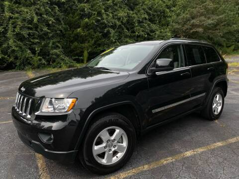 2013 Jeep Grand Cherokee for sale at Peach Auto Sales in Smyrna GA