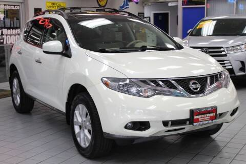 2011 Nissan Murano for sale at Windy City Motors in Chicago IL