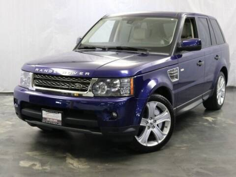 2011 Land Rover Range Rover Sport for sale at United Auto Exchange in Addison IL