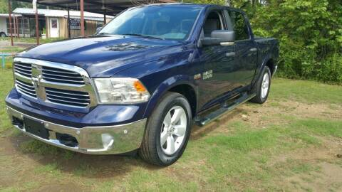 2015 RAM Ram Pickup 1500 for sale at Doug Kramer Auto Sales in Longview TX