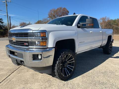 2017 Chevrolet Silverado 2500HD for sale at Priority One Auto Sales in Stokesdale NC