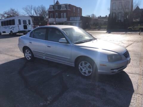 2005 Hyundai Elantra for sale at DC Auto Sales Inc in Saint Louis MO