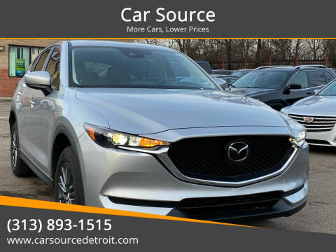 2020 Mazda CX-5 for sale at Car Source in Detroit MI