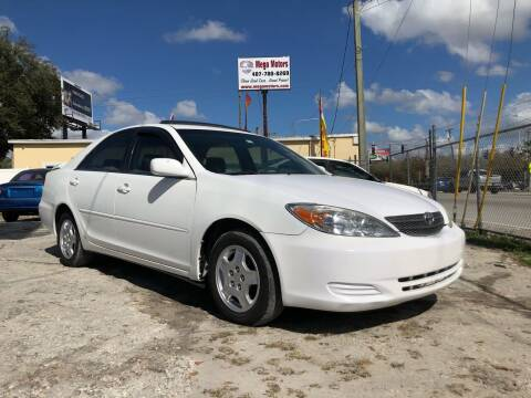 2002 Toyota Camry for sale at Mego Motors in Orlando FL