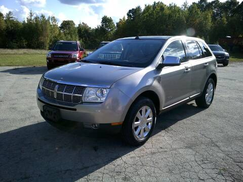 2008 Lincoln MKX for sale at Route 111 Auto Sales in Hampstead NH