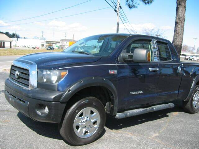 2008 Toyota Tundra for sale at HL McGeorge Auto Sales Inc in Tappahannock VA