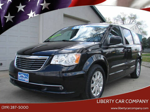 2013 Chrysler Town and Country for sale at Liberty Car Company - II in Waterloo IA